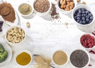 10 súper alimentos que debes introducir en tu dieta