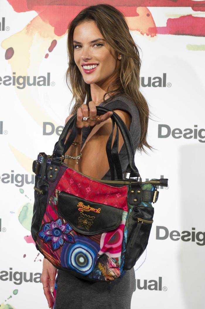 Alessandra Ambrosio en España, Madrid