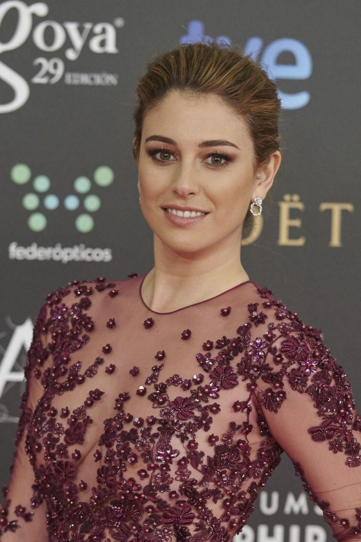 Blanca Suarez en los Premios Goya