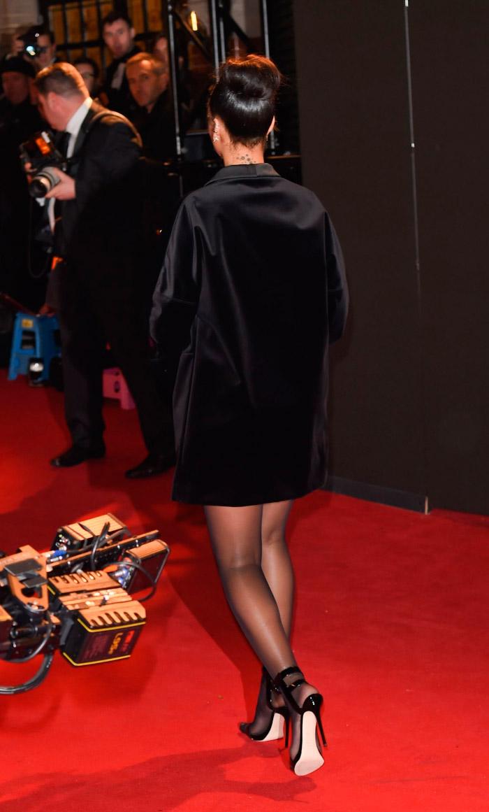 Chaqueta de Rihanna