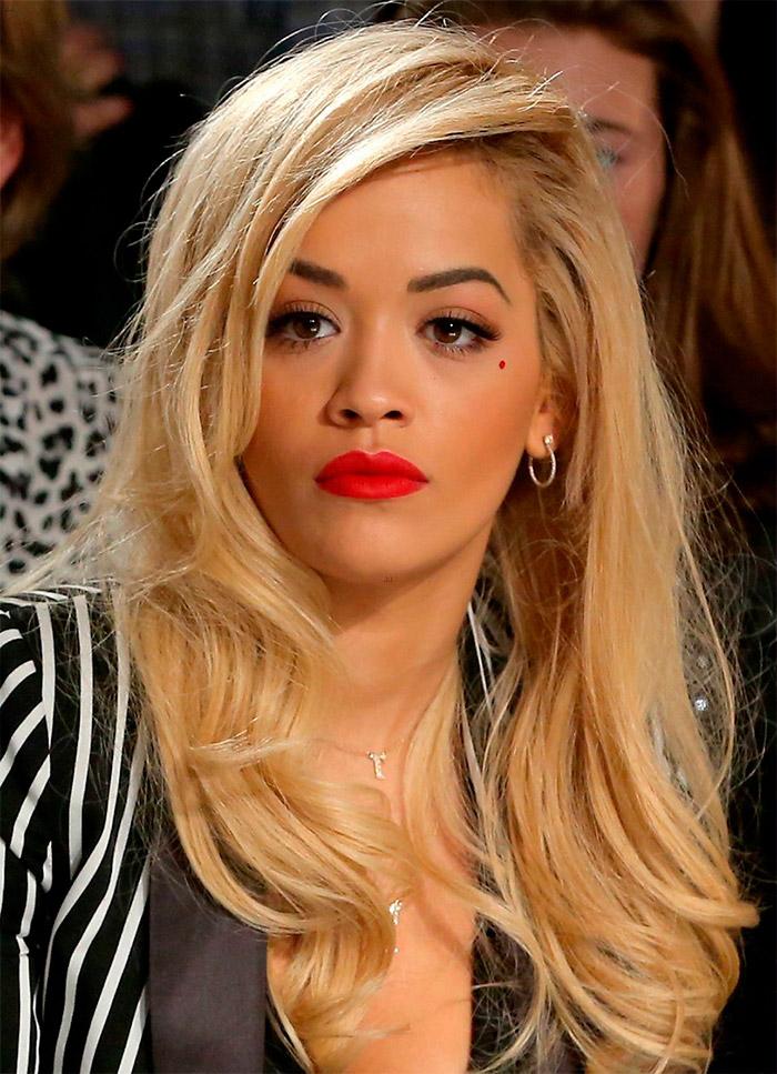 Diferentes estilos de Rita Ora en Nueva York