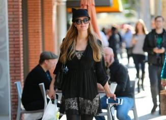 El estilo de Paris Hilton nos inspira para este invierno