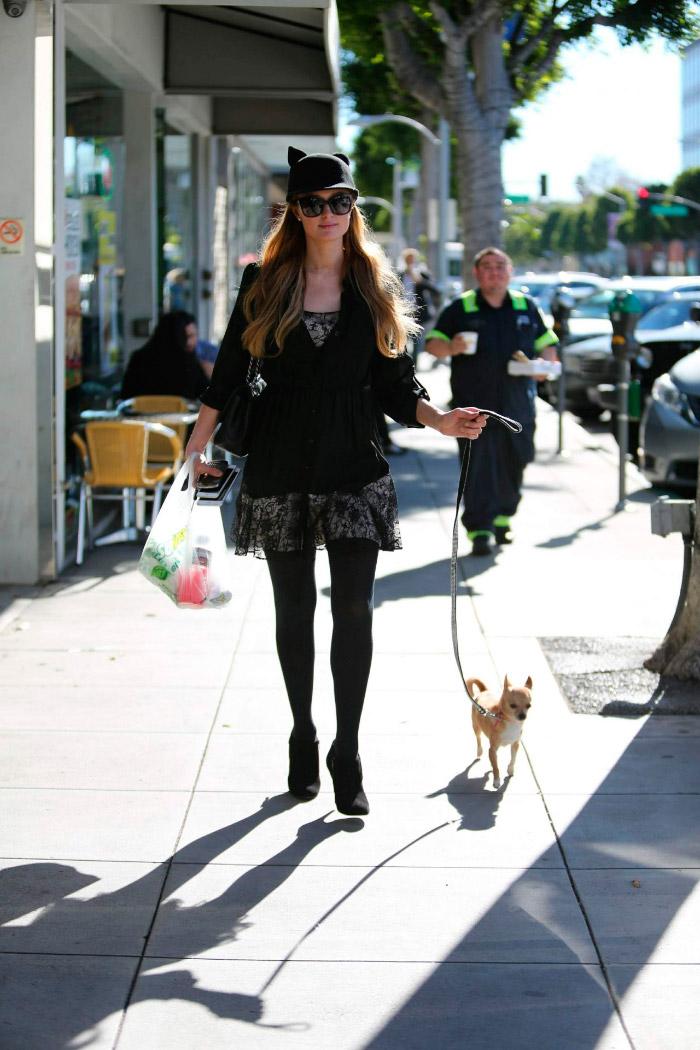 El estilo de Paris Hilton nos inspira