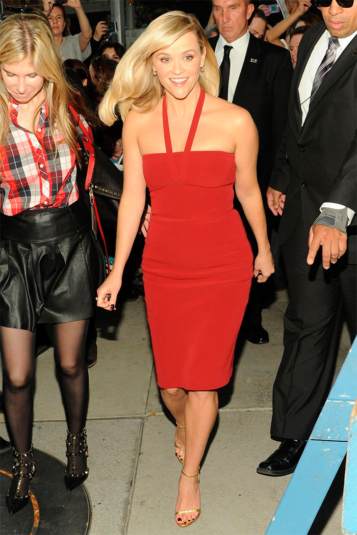 Elegancia de Reese Witherspoon