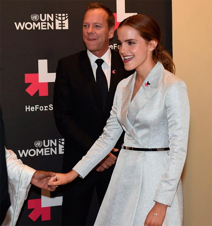 Emma Watson elegante