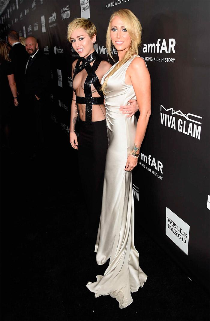 Femme fatale Miley Cyrus