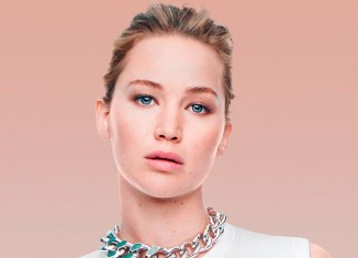 Jennifer Lawrence seductora en Marie Claire