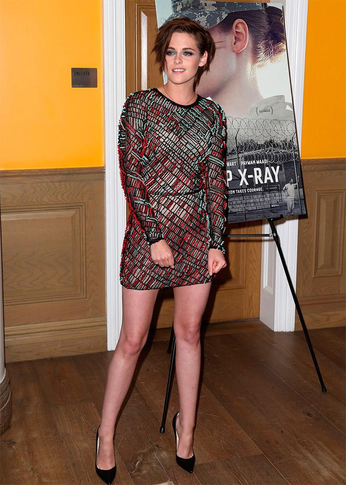 Kristen Stewart en Nueva York