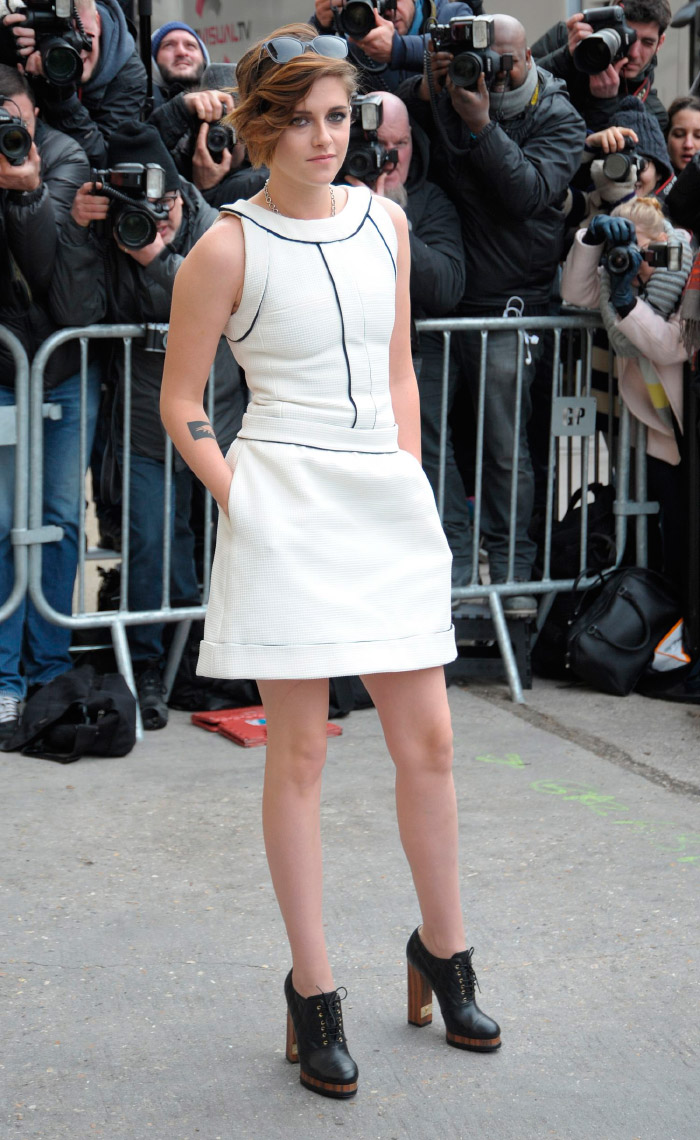 Kristen Stewart en París