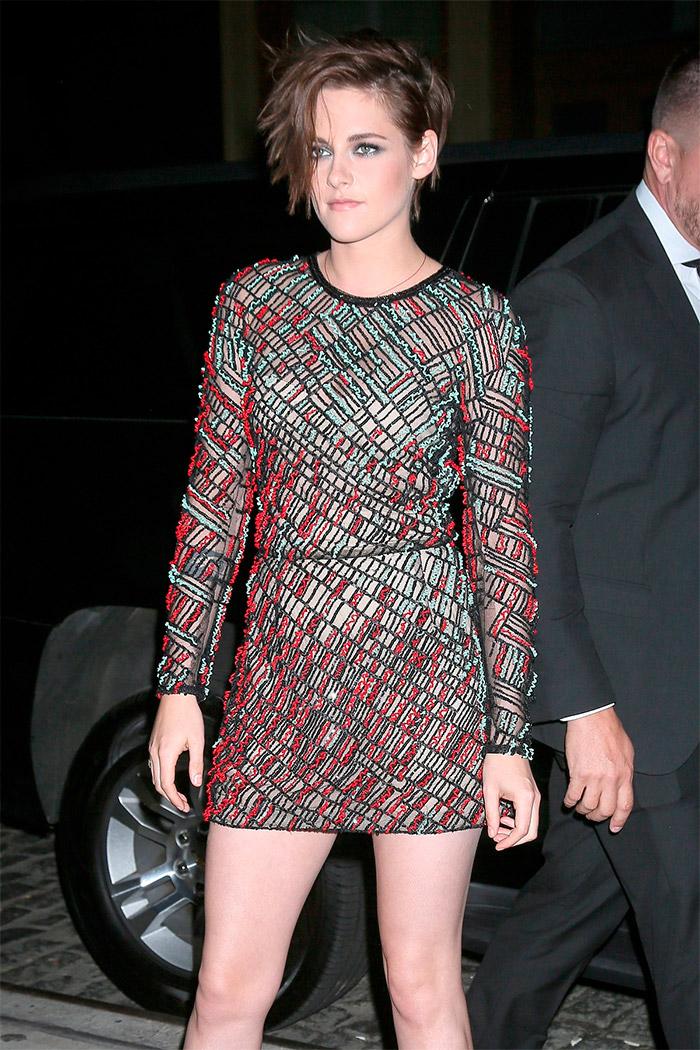 Kristen Stewart pura sensualidad