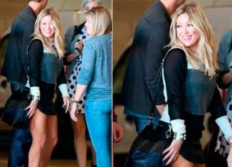 Look sexy deportivo de Hilary Duff