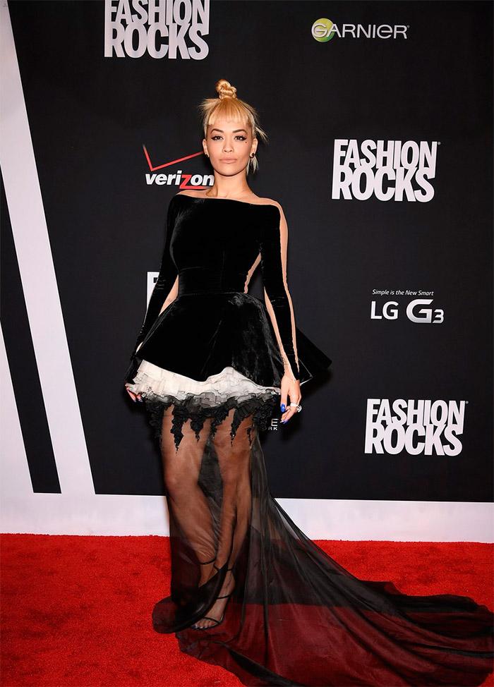 Los diferentes estilos de Rita Ora
