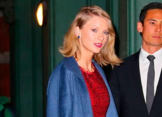 Otro estilo lady like de Taylor Swift