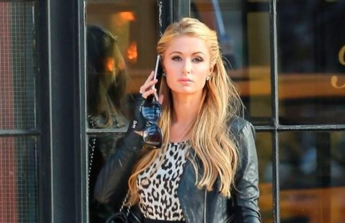 Paris Hilton, estilo urbano en su hotel de New York