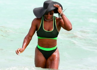 Serena Williams en bikini