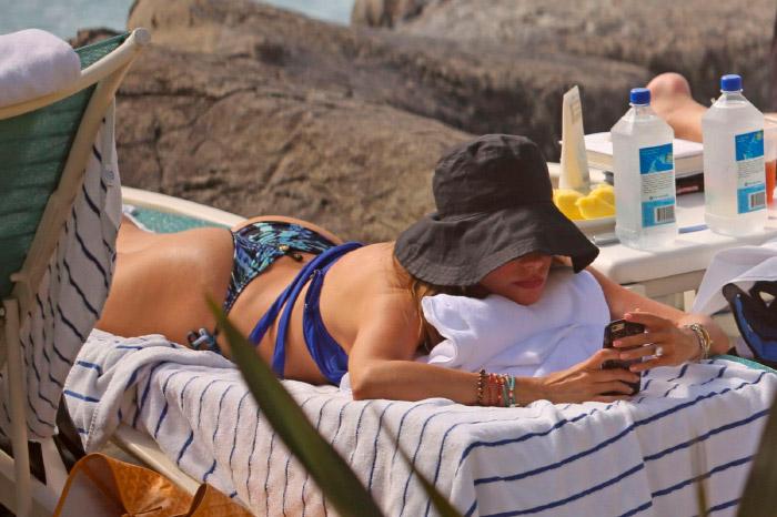 Sofía Vergara de bikini