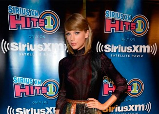 Taylor Swift adora los estampados